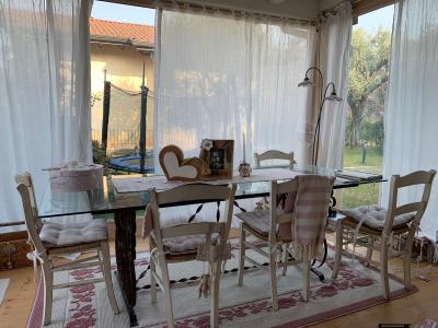 Casa con giardino in affitto per vacanze lago di Garda