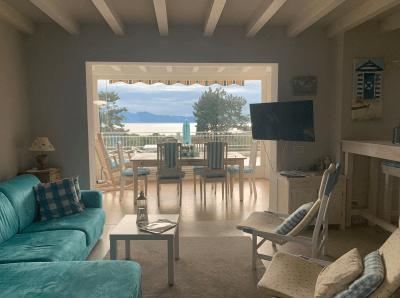 Living view Garda lake