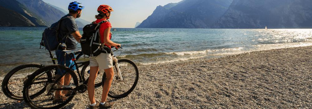 Fare sport al lago di Garda