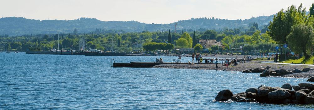 Spiagge a Desenzano sul Garda