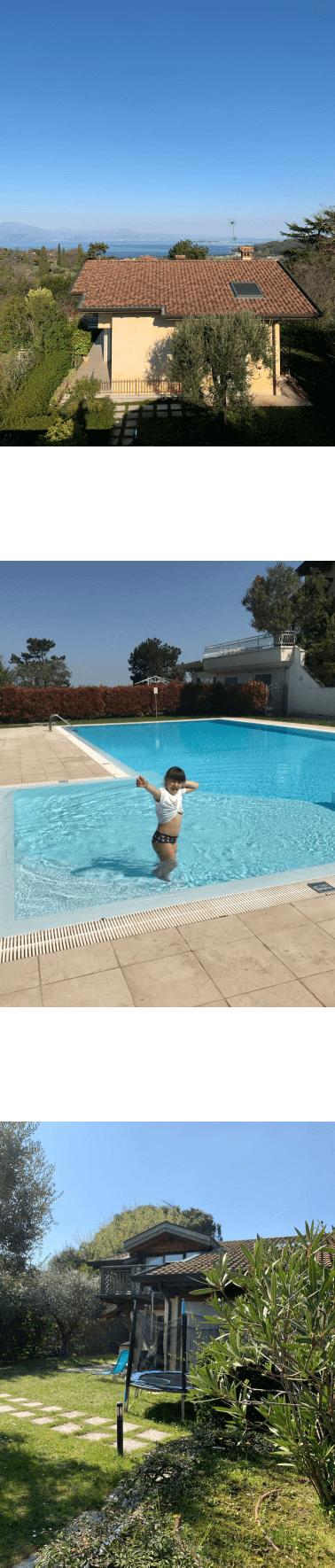 Ville in affitto per vacanze sul Lago di Garda